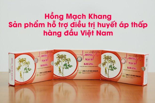 Viên uống Hồng Mạch Khang được các nhà thuốc lựa chọn và đánh giá tốt