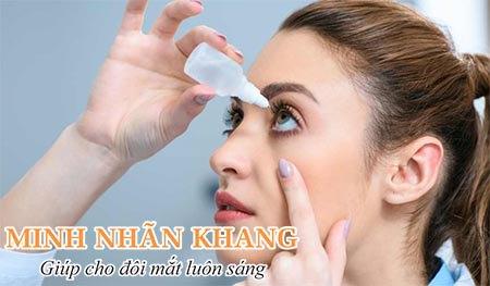 Chăm sóc mắt an toàn bằng cách vệ sinh mắt hàng ngày