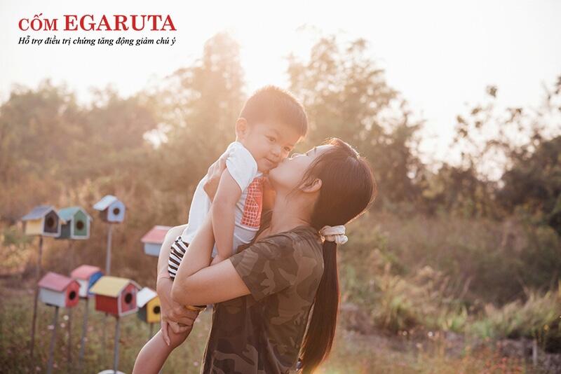 Con cái là vitamin cung cấp năng lượng cho chúng ta mỗi ngày!