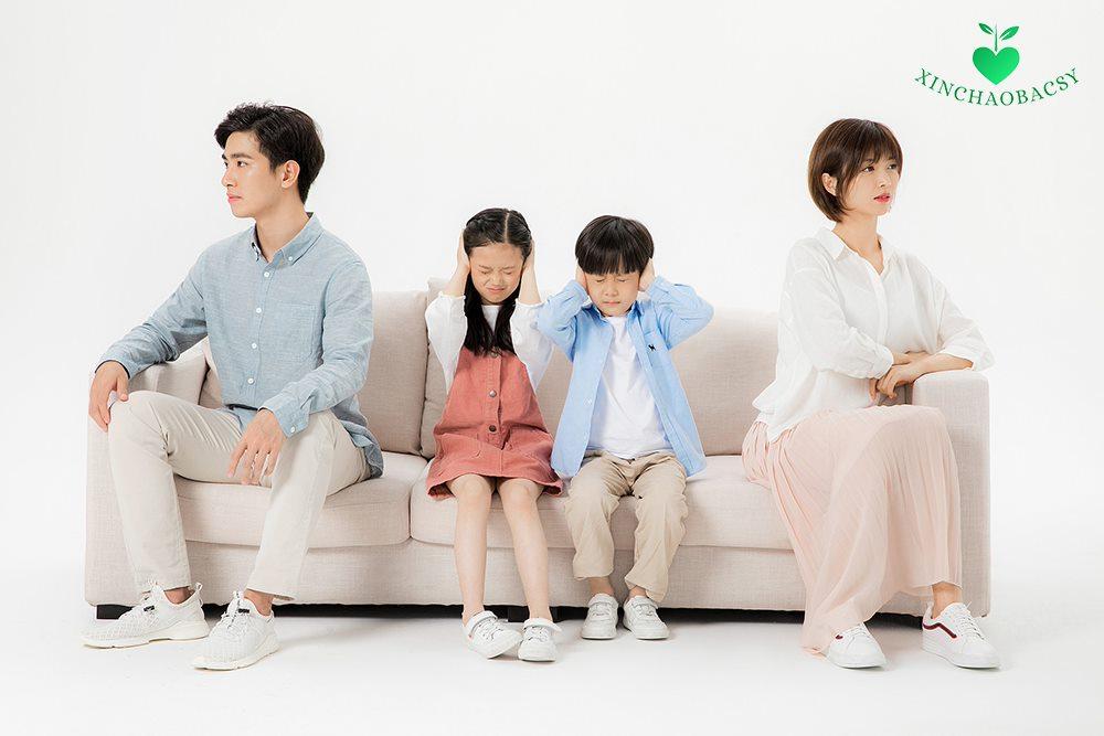Mẹo giải quyết xung đột giữa trẻ tăng động và người thân trong nhà!