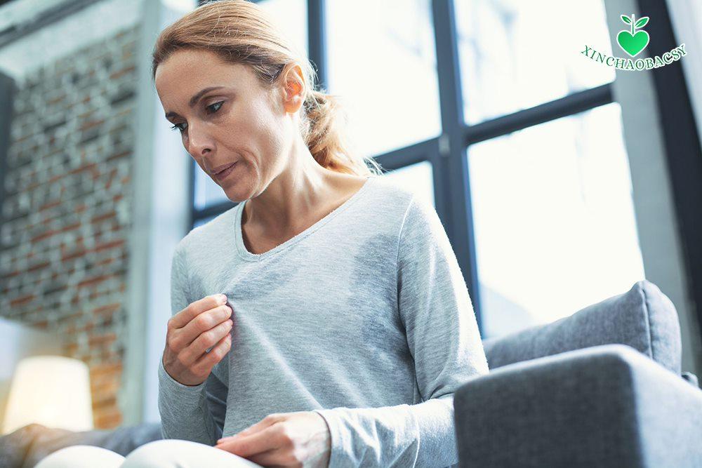 Điểm danh 9 nguyên nhân gây tăng tiết mồ hôi toàn thân phổ biến