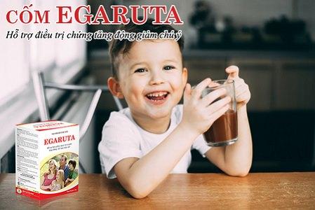 Uống cốm Egaruta mỗi ngày là cách cải thiện giấc ngủ ở trẻ hiệu quả