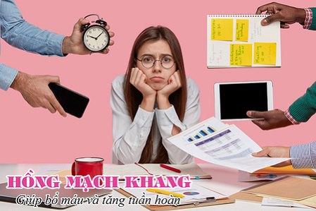 Thiếu máu lên não triệu chứng mất tập trung trong công việc