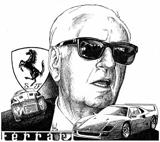 Enzo Ferrari - El Mago de Maranello