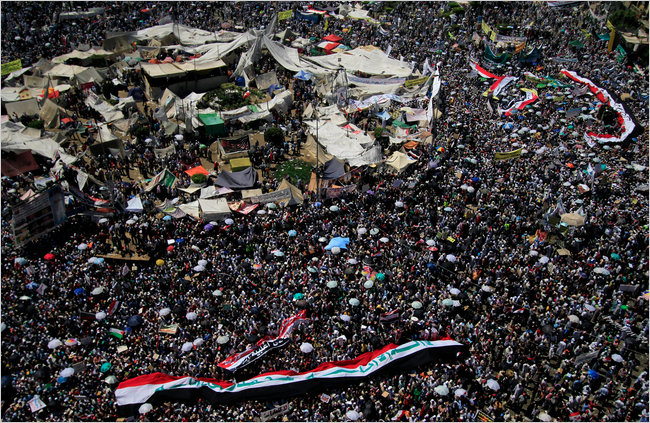 egypt muslim brotherhood tahrir